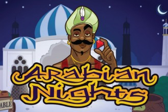 arabian nights progressive jackpot slot netent